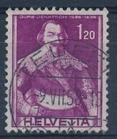 """HELVETIA - Mi Nr 383 - Cachet  """"TEUFEN"""" - (ref. 1042) - Gebruikt"""