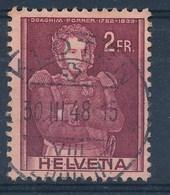 "HELVETIA - Mi Nr 385 - Cachet  ""KLOTEN"" - (ref. 1047) - Suisse"