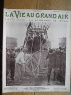 1909 LA COUPE GORDON BENNETT /GRAND PRIX A.C.F. (SZISZ-THERY-NAZZARO-LAUTENSCHLAGER)/QUINZAINE DE JUVISY - Livres, BD, Revues
