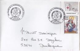 68 - HAUT RHIN - 68.EGUISHEIM / MILLENAIRE DE LA NAISSANCE DU PAPE LEON IX - 2002 - TàD DE TYPE ILL. - Marcophilie (Lettres)