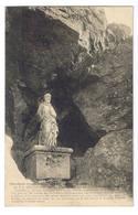 LA SELLE EN MORVAN  ROCHE ET GROTTE DE SAINTMERRY - France