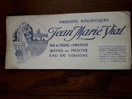 Buvard. Jean Marie Vial - Perfume & Beauty