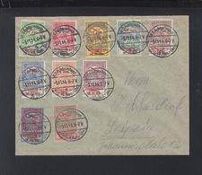 Hungary Cover 1914 German Field Post - Ungarn