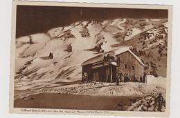 ZAFFERANA ETNEA (CT), Rifugio Gino Menza In Val Del Bove   - F.G.  - Anni  '1940 - Catania