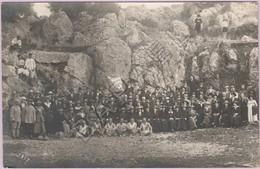 Antibes (06) - Au Pied Du Fort Carré (3-4-1918) - Cours D'Instruction Physique Au CRIPA (Recto-Verso) - Autres