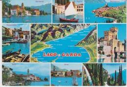 Gardone Desenzano Salo Riva Gardesana Sirmione Malcesine San Vigilio Lago Di Garda Used - Software