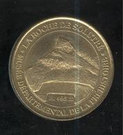 Jeton Touristique Monnaie De Paris - La Roche De Solutré - 2002 - Monnaie De Paris
