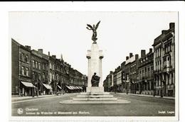 CPA - Carte Postale Belgique - Charleroi - Avenue De Waterloo  VM1272 - Charleroi