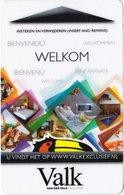 OLANDA KEY HOTEL  Welkom - Van Der Valk - Cartes D'hotel