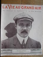 1909 MEETING DE DONCASTER ET BLACKPOOL/QUINZAINE DE JUVISY/KEYSER/WILLIE LEWIS-JIM STEWART-JOE JEANNETTE-AL KUBIAK - Livres, BD, Revues