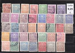Paraguay  -  Lote  37  Sellos Diferentes  - 3/1084 - Paraguay