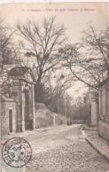 CPA - Sceaux -  Porte  Du Petit Château De Sceaux - Sceaux