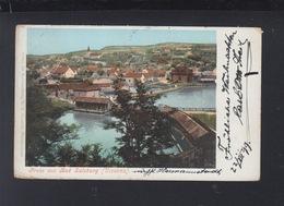 Romania PPC Ocna Sibiului 1899 - Romania