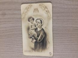 Santino Madonna Con Gesu' Bambino - Images Religieuses