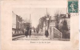 CPA - Sceaux - La Rue Du Lycée - Sceaux