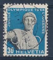 HELVETIA - Mi Nr 430y - Gest./obl. - Cote 32,00 € - Oblitérés