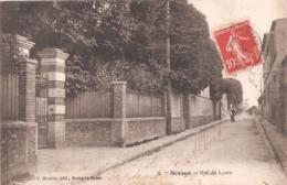CPA - Sceaux - Rue Du Lycée - Sceaux