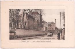 CPA - Sceaux - Vue Générale Du Lycée Lakanal - - Sceaux