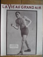 1909 BOXE / JOE JEANNETTE BAT KUBIAK KNOCK-OUT/CRITERIUM PARC DES PRINCES (SERES-DARRAGON-DIDIER-DEVOISSOUX-BOUTELLIER) - Livres, BD, Revues