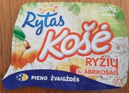 Lithuania Litauen - Milk Tops (Milk Lids)