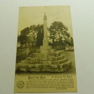 SART-LEZ-SPA - Le Perron Du Sart - Jalhay