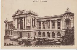 Carte Postale MONACO 1915 1920 - Oceanographic Museum