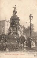 CPA - Belgique - Bruxelles - Brussels - Monument Anspach - Monuments, édifices