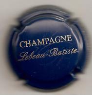 Capsule  LEBEAU-BATISTE  N° 1e - Champagne