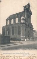 CPA - Belgique - Bruxelles - Brussels - L'Eglise De La Trinité - Monuments, édifices