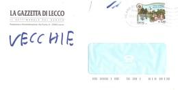 2010 €0,60 BISCOTTI P.GENTILINI - Alimentazione