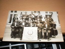 Beograd Pobeda Radnicko Tamburasko Drustvo 1912-1932 Tamburitza Orchestra - Serbia