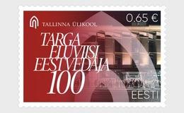 Estland / Estonia - Postfris / MNH - 100 Jaar Universiteit Tallinn 2019 - Estland