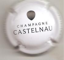 Capsule  De CASTELNAU  N° 11 - Champagne