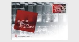 Estland / Estonia - Postfris / MNH - FDC 100 Jaar Universiteit Tallinn 2019 - Estland