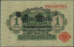 GERMANY - 1 Mark 12.08.1914 UNC P.51 - [ 3] 1918-1933: Weimarrepubliek