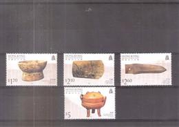Hong-Kong - 1996 - Découvertes Archéologiques - XX/MNH (à Voir) - Archéologie