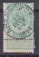 N° 56  ARENDONCK - 1893-1907 Armoiries