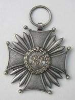 Croix Du Mérite De La République - Pologne - 1er Type 1918/1940 - Other Countries