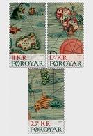 Faeroër / Faroes - Postfris / MNH - Complete Set Oude Landkaarten 2019 - Faeroër
