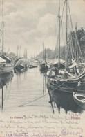 FIUME-CROAZIA-LA FIUMARA-CARTOLINA VIAGGIATA IL 10-7-1905 - Croatia