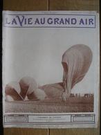 1909 VOLS DE MAURICE FARMAN/LA COUPE MICHELIN/DIRIGEABLES ALLEMANDS/ACCIDENT DE L'ESPANA/BOXE / JIM STEWART-JEWEY SMITH - Livres, BD, Revues