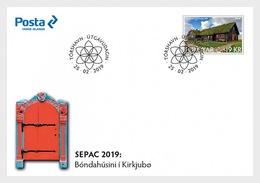 Faeroër / Faroes - Postfris / MNH - FDC SEPAC 2019 - Faeroër