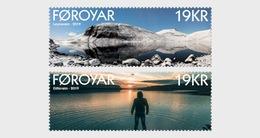 Faeroër / Faroes - Postfris / MNH - Complete Set Meren 2019 - Faeroër
