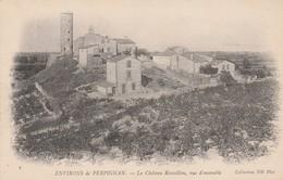 66 - ROUSSILLON - Le Château Roussillon, Vue D' Ensemble - Roussillon