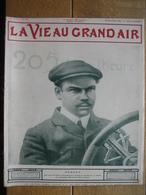 1909 HEMERY/COUPE VANDERBILT/BOXE : J. JOHNSON-STANLEY KETCHELL/ FREDDY WELSH-JOHNNY SUMMERS/PRIX CANOT - Livres, BD, Revues