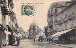 Aix Les Bains (73) - Rue De Genève - Aix Les Bains