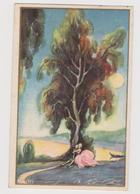 Cartolina Illustrata CHIOSTRI  - F.p.  - Anni  '1910 - Chiostri, Carlo