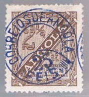Angola, 1894, # 37 Dent. 13 1/2,  MH - Angola