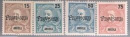 Angola, 1902, # 75/8, MH - Angola