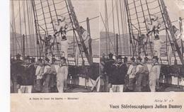 A FAIRE LE TOUR DE BARRE VUES STEREOSCOPIQUESS JULIEN DAMOY SERIE N.13 AUTENTICA 100% - Cartoline Stereoscopiche
